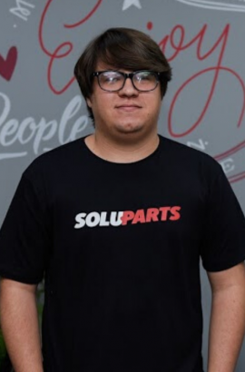 Felipe Abdon: Member of Soluparts Leadership Team