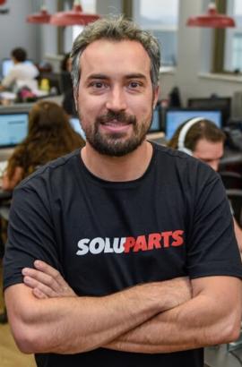 Saulo Rodrigues: Member of Soluparts Leadership Team